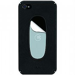MACALLY IPHONE 4 SNAP-ON PORTECTIVE CASE & STI