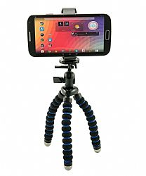 Arkon Mobile Grip 2 Mini Tripod Smartphone holder (includes carry pouch)