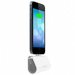 Merkury Power Bank for Lightning 2600mAh - White