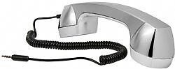 Native Union MOSHI MOSHI POP PHONE HANDSET- SILVER