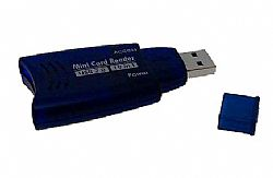 Jarv USB memory card reader 19 in 1