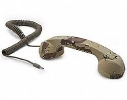 Native Union Pop Phone Retro Handset - Desert