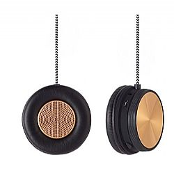 Native Union MONOCLE Portable Speaker- Gold Copper