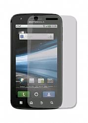 Zagg Motorola Atrix InvisibleSHIELD Screen Protector