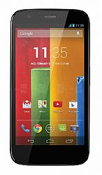 Motorola Moto G Black 8GB XT1033 Dual Sim (3G 850Mhz AT&T) Unlocked Import OPEN BOX