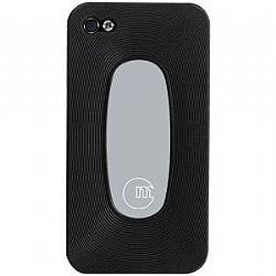 Macally iPhone 4 Silicone Protective Case & Sticky Swipe