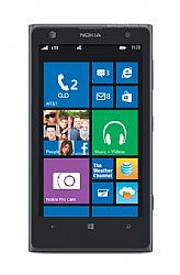 Nokia Lumia 1020 Smartphone (3G 850MHz AT&T) Black Unlocked Import
