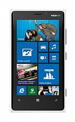 Nokia Lumia 920 (3G 850/1900 MHz AT&T) Smartphone White Unlocked Import