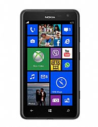 Nokia Lumia 625 (3G 850MHz AT&T) Black Unlocked Import