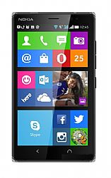 Nokia X2 Dual SIM Black Unlocked Import