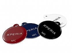 Sony NT1 Xperia SmartTags for NFC for Xperia P / Xperia TL / Samsung Galaxy Note II / Galaxy S3 and others