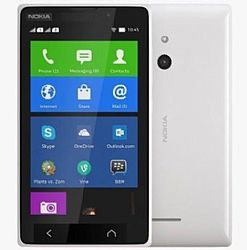 Nokia X2 Dual SIM White Unlocked Import