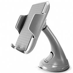 Cellet PH675 Car Mount Holder Grey for Touch-Screen & Smartphones
