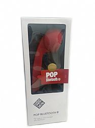 Native Union Pop Phone Cordless Retro Bluetooth Handset - Red
