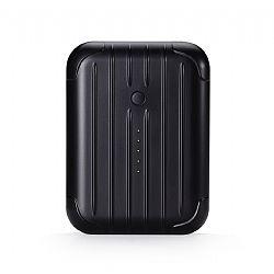 Just Mobile Gum++� Portable USB Backup Battery - Black (6000 mAh)