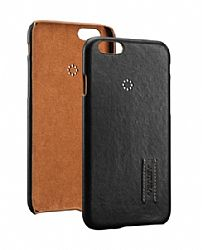 Ventev Penna Leather Case for Apple iPhone 6 4.7 - Black/Camel
