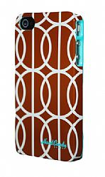 Hard Candy Print Collection Circle Case for iPhone 4S