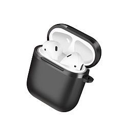 RevJams Durable Dust Proof & ShockProof Protective Hard Shell Case Cover For Apple Airpods 1