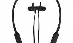 RevJams Studio Vue Wireless Neckband Bluetooth Headset - Black