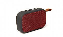 RevJams Vibe Mini Bluetooth Portable Speaker - Red