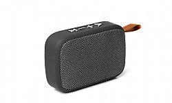 RevJams Vibe Mini Bluetooth Portable Speaker - Silver