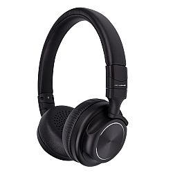 RevJams STUDIO LITE Compact Bluetooth Headphones with High Fidelity Sound - On Ear Design - Noise Isolating - 20 Hour Battery