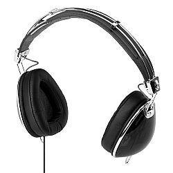 Skullcandy Aviator On-Ear Headphones with Mic (Black)