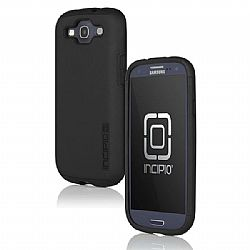 Incipio Silicrylic Case and Gel for Galaxy S3 III (Black)