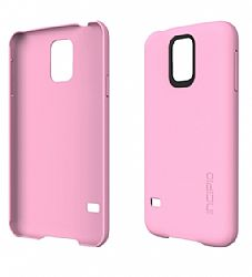 Incipio Technologies feather Case for Samsung Galaxy S5 - Light Pink