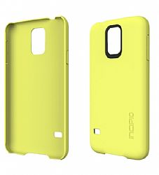 Incipio Technologies feather Case for Samsung Galaxy S5 - Neon Yellow