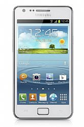 Samsung I9105 Galaxy S II Plus (3G 850MHz AT&T) Chic White Unlocked Import