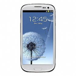 Samsung GT-I9305 Galaxy S3 16GB LTE (3G 850MHz AT&T) White Unlocked Import OPEN BOX