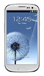 Samsung GT-I9305 Galaxy S3 16GB LTE (3G 850MHz AT&T) White Unlocked Import