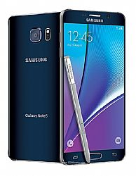 Samsung Galaxy Note 5 (3G 850MHz MHz) Black Unlocked Import