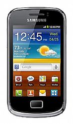 Samsung S6500 GALAXY MINI 2 latin america (3G 850MHz AT&T) Unlocked Black