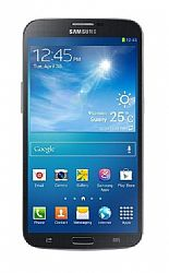 Samsung I9200 Galaxy Mega 6.3 8GB (3G 850MHz AT&T) Black Unlocked Import