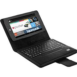 E-Stand TotallyTablet Portfolio Case with Removable Keyboard for Google Nexus 7