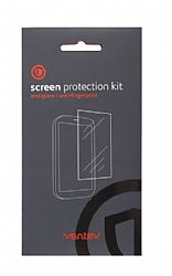 Ventev Anti-Glare 2-Pack Screen Protectors for Samsung Galaxy S4