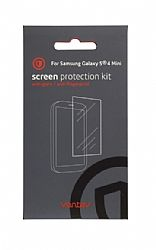 Ventev Anti-Glare Screen Protectors for Samsung GalaxyS4 Mini