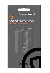 Ventev Anti-Glare Screen Protectors for Samsung Galaxy S5 (2-pack)