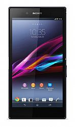 Sony Xperia Z Ultra C6833 (3G 850MHz AT&T) Black Unlocked Import