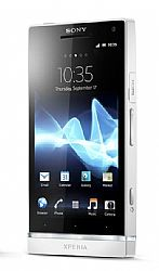 Sony Xperia S LT26i White NXT Series (3G 850MHz AT&T) Unlocked Import OPEN BOX