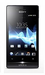 Sony Xperia Miro ST23a (3G 850MHz AT&T) Black Unlocked US Version