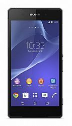 Sony Xperia Z2 Smartphone Black (3G 850Mhz AT&T) Unlocked Import OPEN BOX