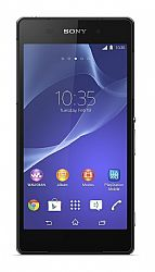 Sony Xperia Z2 Smartphone Black (3G 850Mhz AT&T) Unlocked Import