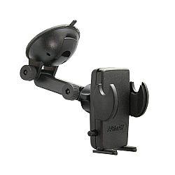 Arkon Windshield Suction Extension Arm Smartphone Mount Retail Black