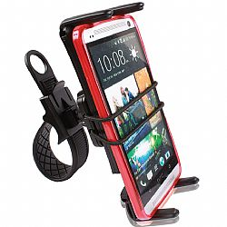 Arkon Motorcycle & Bicycle Quick-Release Zip-Tie Style Mount w/Elastic Secure Strap
