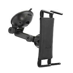 Arkon Windshield Suction Smartphone and Midsize Tablet Mount with Extension Arm Retail Black
