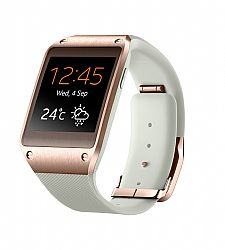 Samsung Galaxy Gear Smart Watch for Galaxy Devices - Rose Gold