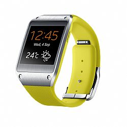 Samsung Galaxy Gear Smart Watch for Galaxy Devices - Lime Green